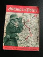 Feldzug In Polen, Sonderdienst Des Deutschen Verlags, C.a. 1940 - Hobbies & Collections