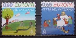 Vatikanstaat      Kinderbücher  Cept    Europa  2010  ** - Europa-CEPT
