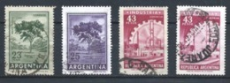 ARGENTINA 1965 (O) USADOS MI-869+870+871 (2) YT-707+733+708 (2) VARIOS - Usati