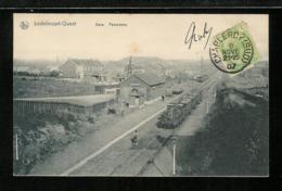BELGIQUE BELGIUM - CHARLEROY - LODELINSART-QUEST - Gare Panorama - Charleroi