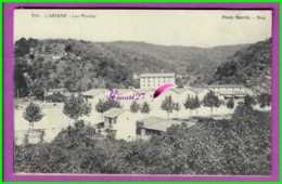 CPA - 06 - L'ARIANE Les Moulins  - écrite Au Dos 1917 - Autres