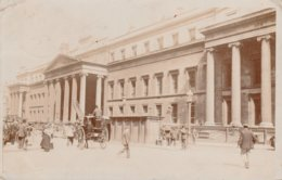 """1904 RP Card (earlier Image!) Fire Escape Ladder  And """"shed"""" GPO King Edwards Bldg London - Pompieri"""
