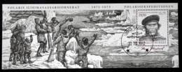 Greenland 2012  Hans Hendrik Expedition  Minr.622  BLOCK 60     ( O ) ( Lot  Mappe  ) - Oblitérés