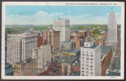 CPA - (Etats-Unis) Section Of Business District, Kansas City, MO - Kansas City – Missouri