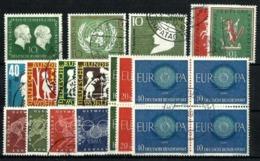 Alemania Federal Series Usadas. Cat.43,75€ - [7] República Federal