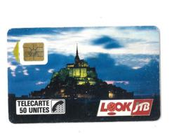 F69 - J.T.B. - Le Mont Saint Michel - 50 Unités - 1989