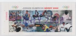 El Salvador 2000 Sydney Olympic Games Souvenir Sheet MNH/** (LAR-H55) - Estate 2000: Sydney