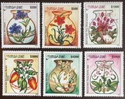 Zimbabwe 2003 Medicinal Herbs MNH - Medicinal Plants