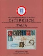 Kaiserreich Österreich Die Sylvain Wyler Sammlung III - Gebundener Luxuskatalog 170. CORINPHILA Auktion 2010 + - Briefe U. Dokumente