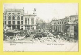 * Antwerpen - Anvers - Antwerp * (Nels, Série 25, Nr 112) Entrée Du Jardin Zoologique, Dierentuin, Zoo, TOP, Unique - Antwerpen