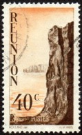 Réunion Obl. N° 264 - Détail De La Série émise En 1947 - 40cts Sépia Et Orange - Réunion (1852-1975)
