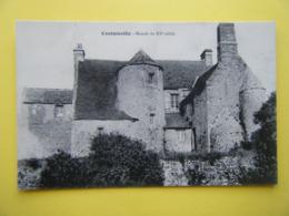 AGON COUTAINVILLE. Le Manoir Du XVe Siècle. - Other Municipalities