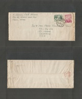 Korea. C. 1950-2. Seoul - USA, CA. St. Helen. Fkd Envelope SDA. Mission. - Korea (...-1945)
