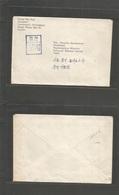 Korea. C. 1952-5. Official Mail. Taejon, Chung Chong Nam Do - Seoul. Government Mail, With Cachet C/o Scandinavian Missi - Korea (...-1945)