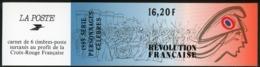 """BC 2570 NEUF TB / PERSONNAGES Célèbres 1989, """"Biencentaire De La Révolution Française"""" / Valeur Timbres : 13.2F Soit 2€ - Booklets"""