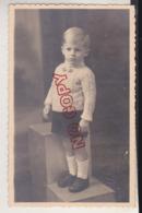 Au Plus Rapide Portrait Enfant Photographe L Bontemps Bolbec Beau Format 9 Par 14 Cm - Persone Identificate