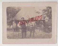 Au Plus Rapide Portrait Archive Famille De Bolbec Paysan Beau Format 9 Par 12 Cm - Persone Identificate