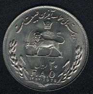 Iran, 20 Rials 1978, FAO, UNC - Iran