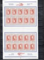 Année 1972 : 1628 ** En Feuilles De 20 - Belgica 72 - Feuilles Complètes