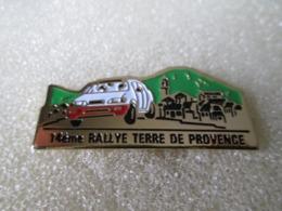 PIN'S    FORD  SIERRA COSWORTH  RALLYE  TERRE DE PROVENCE - Rallye