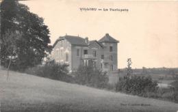 ¤¤  -   VILLIEU   -  Le Turlupets   -  Villa , Chateau  -  ¤¤ - Autres Communes