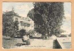 AK Genève, Le Parc De Mon Repos, Gel. 1921 - GE Genève