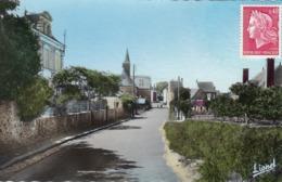 Ligron. Arrivée Par La Fontaine Saint-Martin - Autres Communes