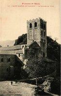 CPA Pyrénées - St-MARTIN-de-CANIGOU - Le Clocher En 1905 (292153) - Autres Communes