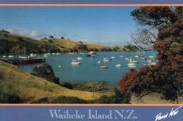 1 AK New Zealand * Waiheke Island - Ansicht Der Matiatia Bay - Nordinsel Bei Aukland * - Nueva Zelanda