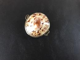 BOITE ECRIN EN COQUILLAGE XIXe Bijoux Chapelet... - Juwelen & Horloges