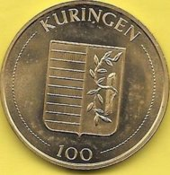 100 Kuringen 1982 - Fichas De Municipios
