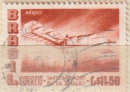 BRAZILIË / BRASIL - 1956 -  LUCHTPOST - Y&T Nr. 73 -gebraucht/gestempeld/Oblit./ Used - ° - Luftpost