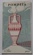 Carte Parfumée En Très Bon état Parfum Pompéïa L. T. Piver Paris - Vintage (until 1960)