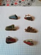 S. N. C. F    Train, TGV, Locomotive, Rail... Lot 8 - TGV