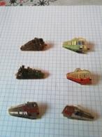 S. N. C. F    Train, TGV, Locomotive, Rail... Lot 12 - TGV