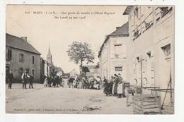 MUEL - UNE PARTIE DE MANILLE A L'HOTEL RIGOURD - UN LUNDI 29 MAI 1905 - 35 - Autres Communes