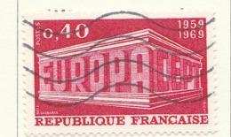 PIA - FRA - 1969 : Europa  - (Yv 1598) - Europa-CEPT