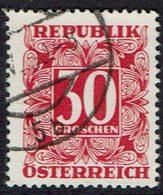 Österreich 1949, Porto, MiNr.: 239, Gestempelt - Segnatasse