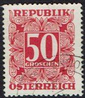 Österreich 1949, Porto, MiNr.: 241, Gestempelt - Segnatasse