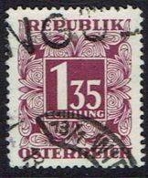 Österreich 1949, Porto, MiNr.: 249, Gestempelt - Segnatasse