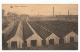 Boom  Steenfabrieken - Boom