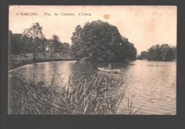 Marchin - Parc Du Château - L'Etang - Marchin