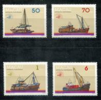 4954 - MACAU - Mi. 546-549 Postfrisch - Schiffe - Mnh Ships - Briefmarken
