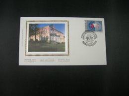 "BELG.1993 2517 FDC ( Brus/Brux ) Zijde/soie : "" Tapijtenweefkunst / Tapisserie "" - 1991-00"