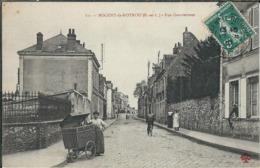 Eure Et Loir : Nogent Le Rotrou, Rue Gouverneur - Nogent Le Rotrou