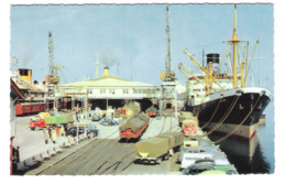 Australia - Melbourne - Station Pier Port - Schiff - Ship - Dampfer - Old View - Melbourne