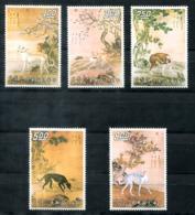 4958 - TAIWAN - Mi. 853-857 Postfrisch, Hunde - Mnh Dogs - 1945-... Republic Of China
