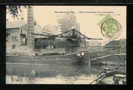 BELGIQUE BELGIUM - CHARLEROY - MARCHIENNE AU PONT - Hauts Fourneaux De La Providence - Charleroi