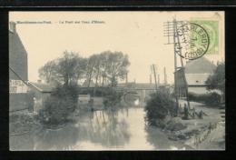 BELGIQUE BELGIUM - CHARLEROY - MARCHIENNE AU PONT - Le Pont Sur L'eau D'Heure - Charleroi