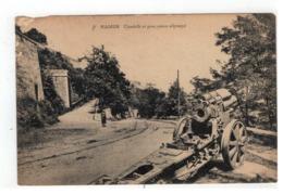 37 NAMUR  Citadelle Et Gros Canon Allemand - Namur